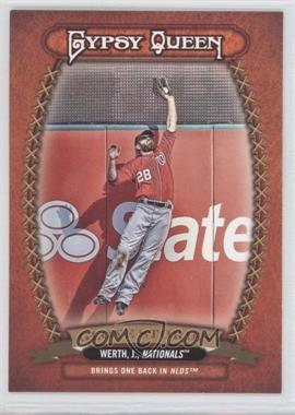2013 Topps Gypsy Queen - Glove Stories #GS-JW - Jayson Werth