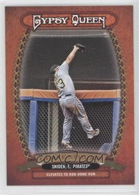 2013 Topps Gypsy Queen - Glove Stories #GS-TS - Travis Snider