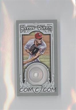 2013 Topps Gypsy Queen - Mini Button Relic #MBC-CH - Cole Hamels /3