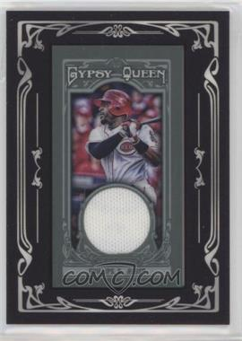 2013 Topps Gypsy Queen - Mini Relic #GQMR-BP - Brandon Phillips