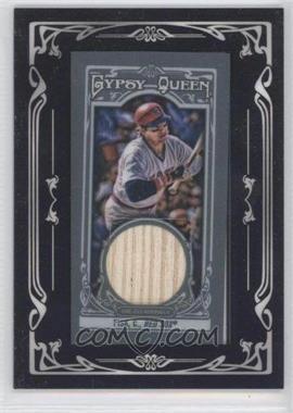 2013 Topps Gypsy Queen - Mini Relic #GQMR-CF - Carlton Fisk