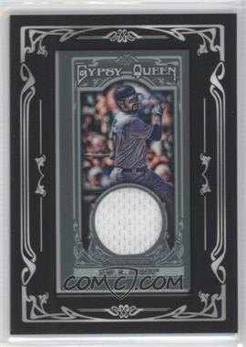 2013 Topps Gypsy Queen - Mini Relic #GQMR-MK - Matt Kemp