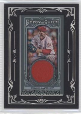 2013 Topps Gypsy Queen - Mini Relic #GQMR-RH - Roy Halladay