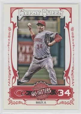 2013 Topps Gypsy Queen - No-Hitters #NH-HB - Homer Bailey