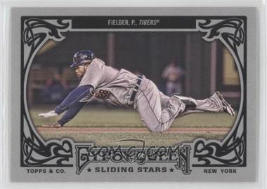 2013 Topps Gypsy Queen - Sliding Stars #SS-PF - Prince Fielder