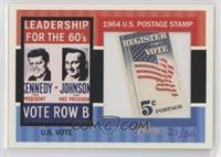 U.S. Vote /50