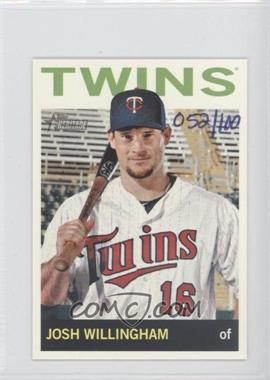 2013 Topps Heritage - [Base] - Mini #290 - Josh Willingham /100