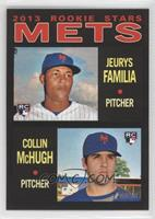 Jeurys Familia, Collin McHugh