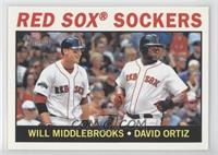 Red Sox Sockers (Will Middlebrooks, David Ortiz)
