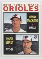 2013 Rookie Stars (Manny Machado, Dylan Bundy)