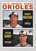 2013 Rookie Stars (Manny Machado, Dylan Bundy)