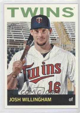 2013 Topps Heritage - [Base] #290 - Josh Willingham