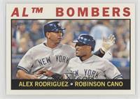 AL Bombers (Alex Rodriguez, Robinson Cano)