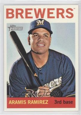 2013 Topps Heritage - [Base] #429 - Aramis Ramirez