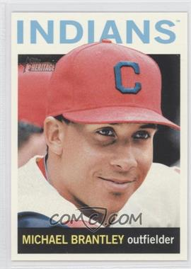 2013 Topps Heritage - [Base] #436 - Michael Brantley