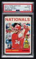 Bryce Harper (Action Photo) [PSA 10 GEM MT]
