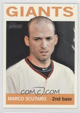 2013 Topps Heritage - [Base] #461 - Marco Scutaro