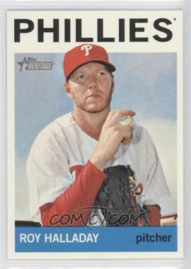 2013 Topps Heritage - [Base] #462 - Roy Halladay