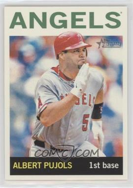 2013 Topps Heritage - [Base] #470.2 - Albert Pujols (Action Photo)