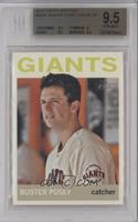 Buster Posey (Color Variation) [BGS 9.5 GEM MINT]