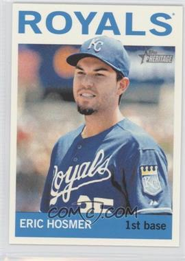 2013 Topps Heritage - [Base] #492 - Eric Hosmer