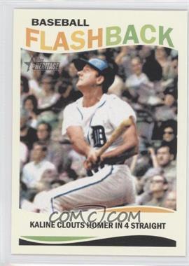 2013 Topps Heritage - Baseball Flashback #BF-AK - Al Kaline