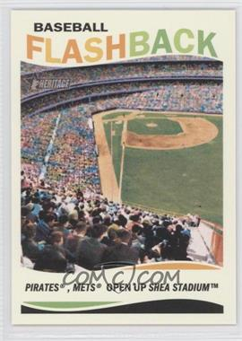2013 Topps Heritage - Baseball Flashback #BF-SS - New York Mets Team
