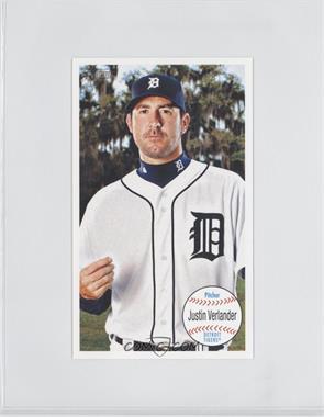 2013 Topps Heritage - Box Loader 1964 Jumbo #64G-JV - Justin Verlander