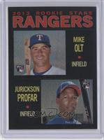 Mike Olt, Jurickson Profar /64 [Near Mint‑Mint+]