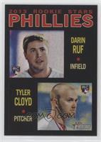Darin Ruf, Tyler Cloyd #/64