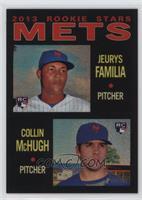 Jeurys Familia, Collin McHugh /64