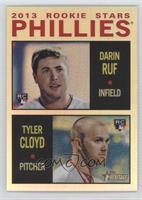 Darin Ruf, Tyler Cloyd #/564