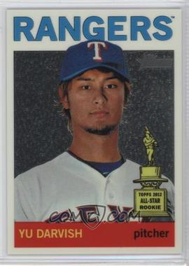 2013 Topps Heritage - Chrome #HC40 - Yu Darvish /999