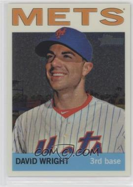 2013 Topps Heritage - Chrome #HC71 - David Wright /999