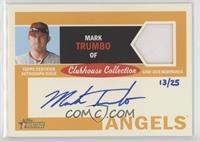 Mark Trumbo #/25