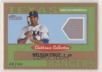 Nelson Cruz #/99