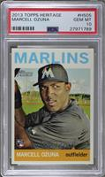 Marcell Ozuna [PSA 10 GEM MT]