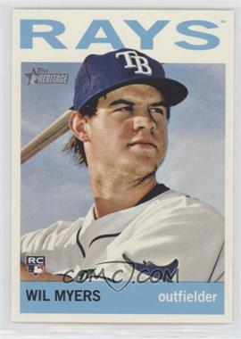 2013 Topps Heritage - High Number #H564 - Wil Myers