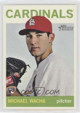 2013 Topps Heritage - High Number #H594 - Michael Wacha