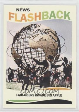 2013 Topps Heritage - News Flashback #NF-WF - 1964 World's Fair