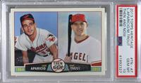 Luis Aparicio, Mike Trout [PSA 10 GEM MT]