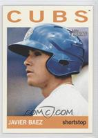 Javier Baez (Close-Up Photo)