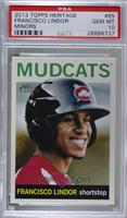 Francisco Lindor [PSA 10 GEM MT]