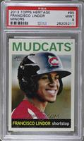 Francisco Lindor [PSA 9 MINT]