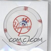 2013 Topps MLB Chipz - [Base] - Silver Team Logo Sticker #CUGR - Curtis Granderson