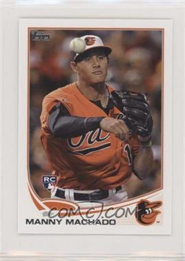 2013 Topps Mini - [Base] #270 - Manny Machado