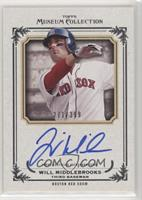 Will Middlebrooks #/399
