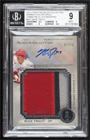 Mike Trout [BGS9MINT] #/10