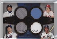 Miguel Cabrera, Mike Schmidt, David Wright, Wade Boggs /75