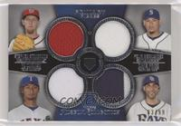 Stephen Strasburg, Felix Hernandez, Yu Darvish, David Price #/99